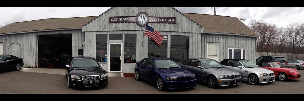 Active autowerke for Precision motor cars branford ct