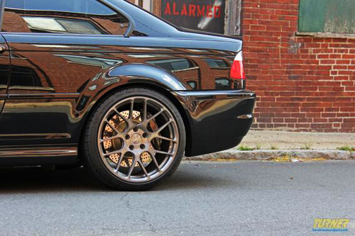 Active Autowerke and Turner Motorsport makes a poweful BMW E46 M3 Stroker