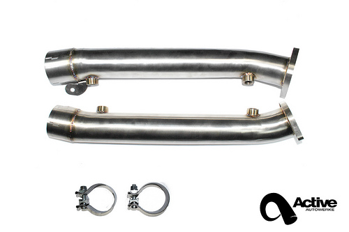 Active Autowerke performance Test Pipe for BMW V8 M3