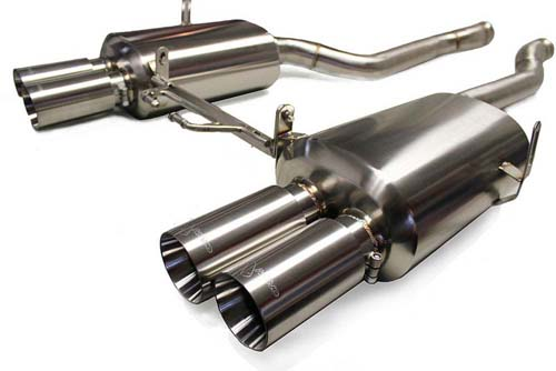 Active Autowerke E9x M3 SPORT Rear Exhaust